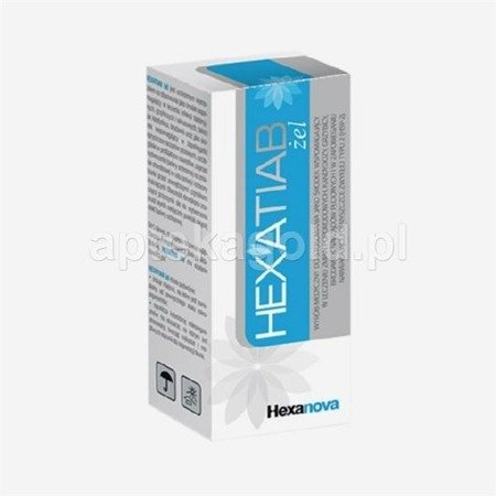 HEXATIAB, żel - 25ml