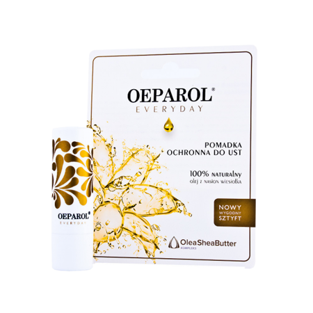 OEPAROL EVERYDAY, pomadka ochronna do ust - 4,8g