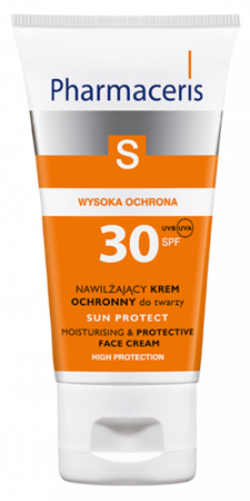 PHARMACERIS S SPF 30+ Krem ochronny 50ml